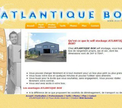 Website - Atlantique Box