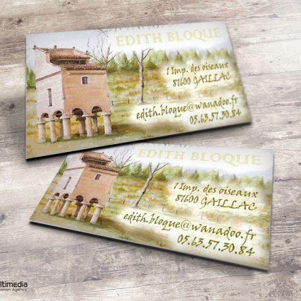 Business Card - Painter
