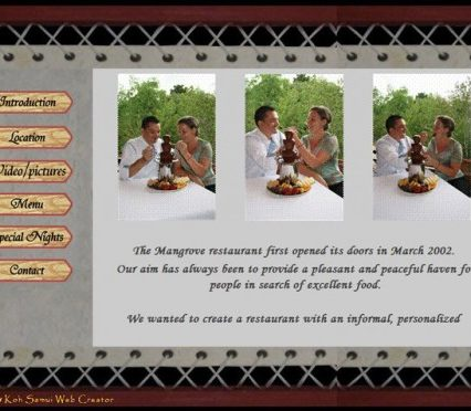 Website - The Mangrove