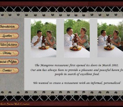 Website - The Mangrove
