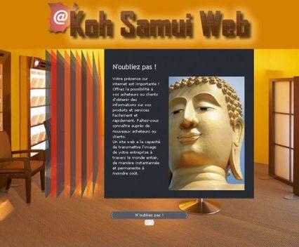 Website - Koh Samui Web V.1
