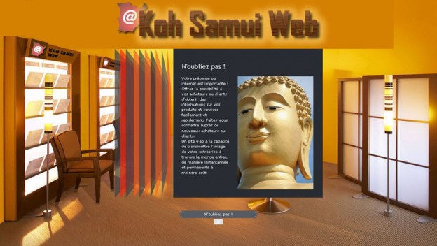 Website - Koh Samui Web V.1