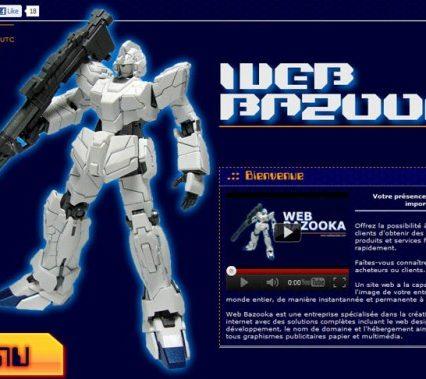 Website - Web Bazooka