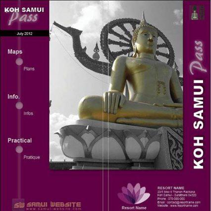 Cover Koh Samui Pass