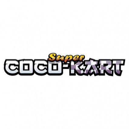 Logo - Super Coco Kart