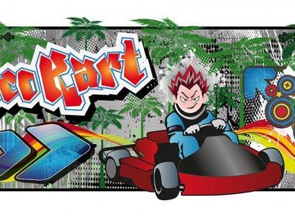 Banner - Super Coco Kart