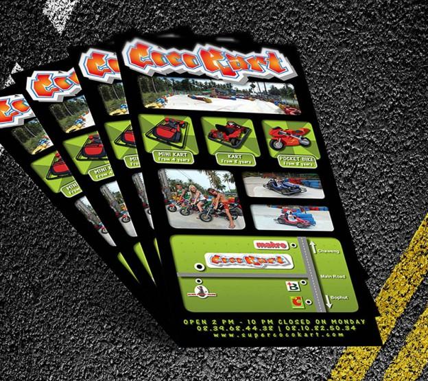 Flyer - Super Coco Kart V2