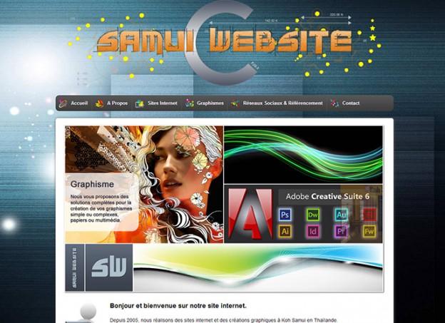 Website - Samui Website V.2