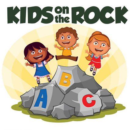 Logo - Kids on the Rock