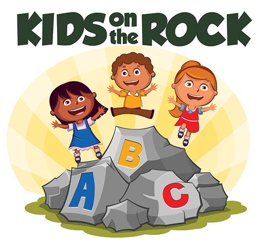 Logo - Kids on the Rock