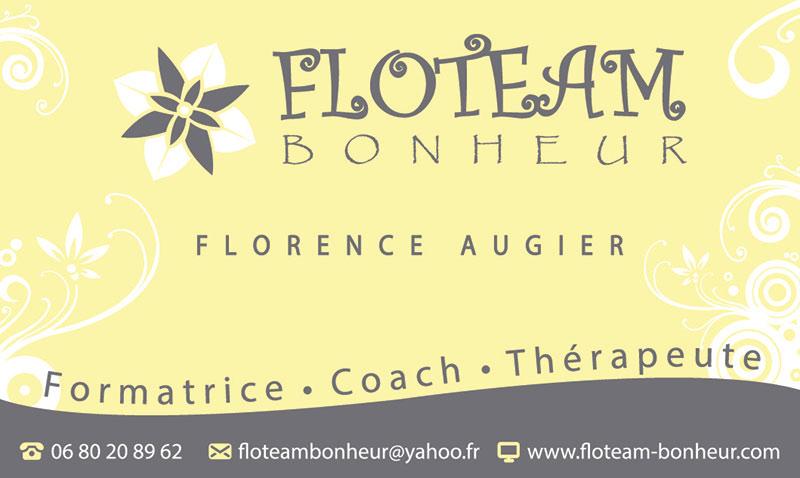 Business card – Floteam Bonheur