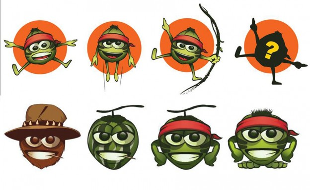 Coco Adventure characters