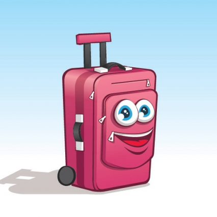Timmy The Travel Bag