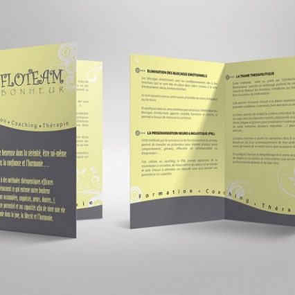 Brochure - Floteam Bonheur