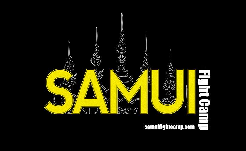Business card – Samui Fight Camp