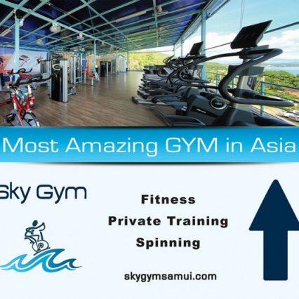 Road sign - Sky Gym 2