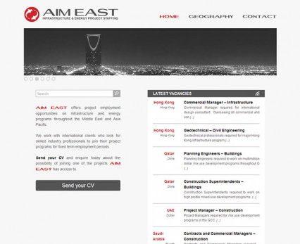 Website - AIM East