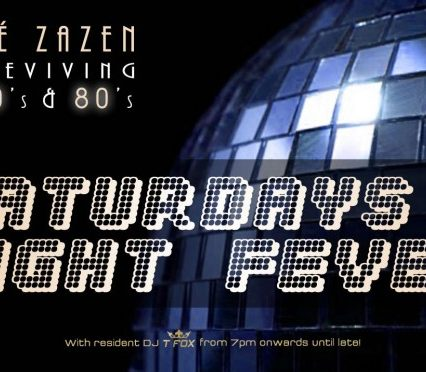 Flyer Café Zazen - Disco V.2.03