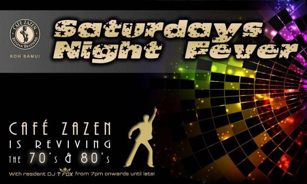 Flyer Café Zazen - Disco V.2.05