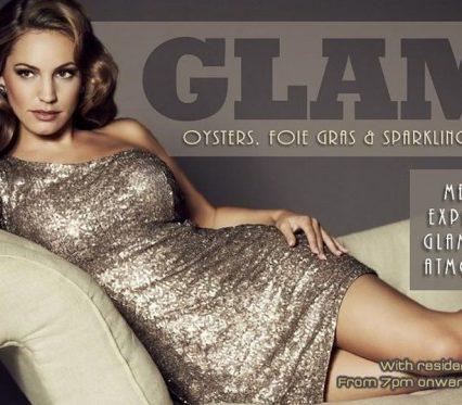 Flyer Café Zazen - Glamour V.2.05