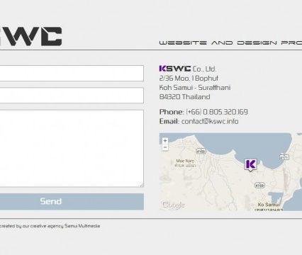 Landing page - KSWC