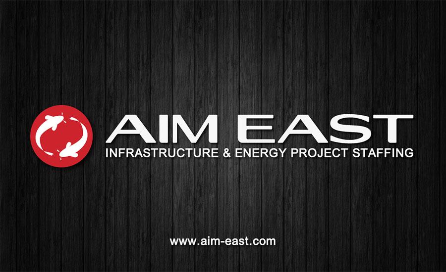 Business card – AIM East
