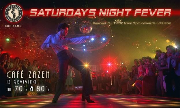 Flyer Café Zazen - Disco V.2.06