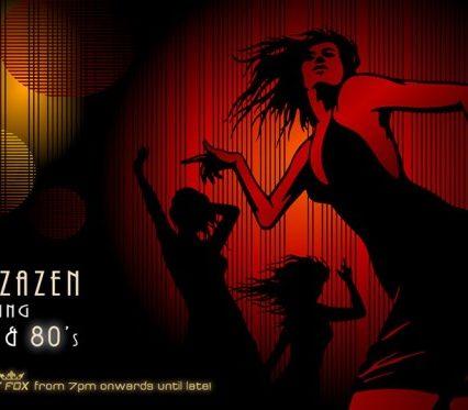 Flyer Café Zazen - Disco V.2.08