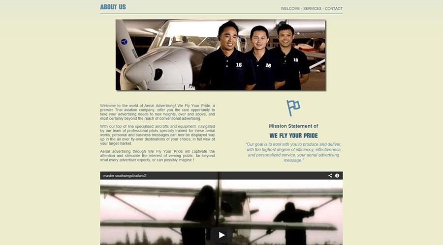 Website – We Fly Your Pride