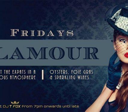 Flyer Café Zazen - Glamour V.2.11