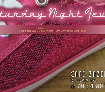 Flyers Café Zazen - Disco V.2.12