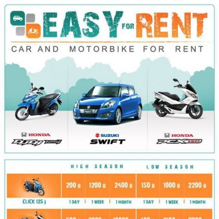 Flyer - Easy for Rent