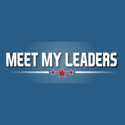 Logo - Meet my leaders