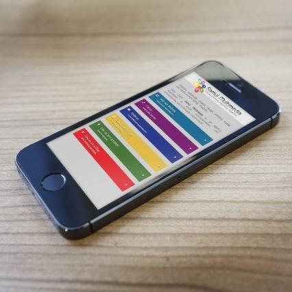 Mobile website - Samui Multimedia