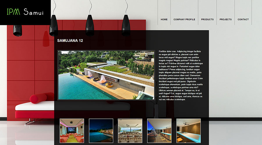 Website – IPM Samui