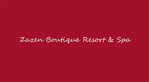 Business card – Zazen resort