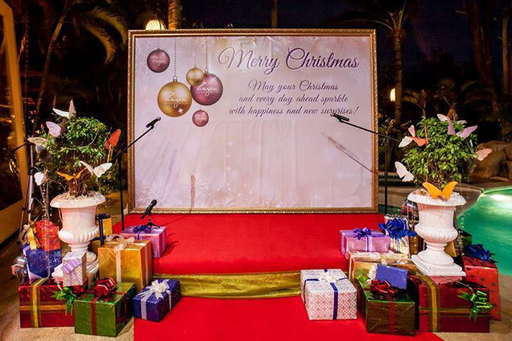 Backdrop Christmas – Zazen Resort