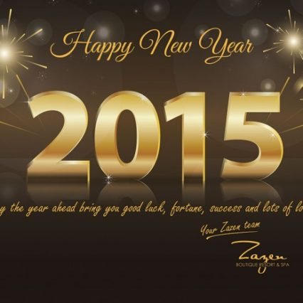 Backdrop - New Year 2015