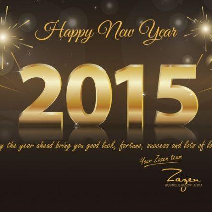 Backdrop - New Year 2015