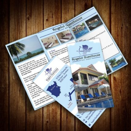 Brochure - Angelot Guesthouse