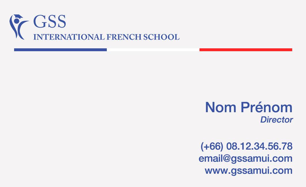 Business card – GS Samui