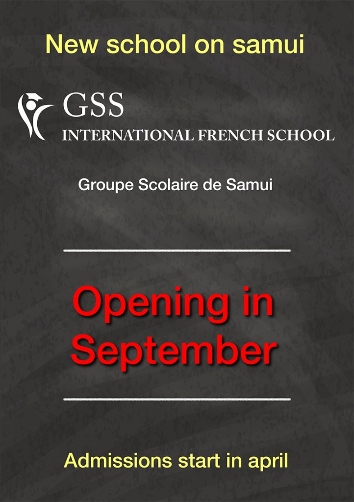 Flyer – GS Samui