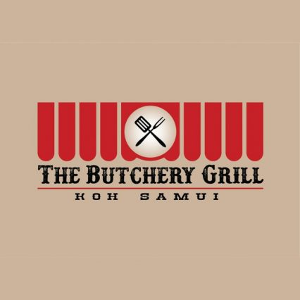 Logo - The Butchery Grill