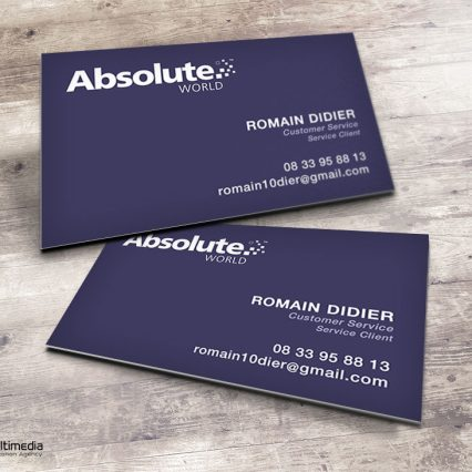 Business card - Absolute