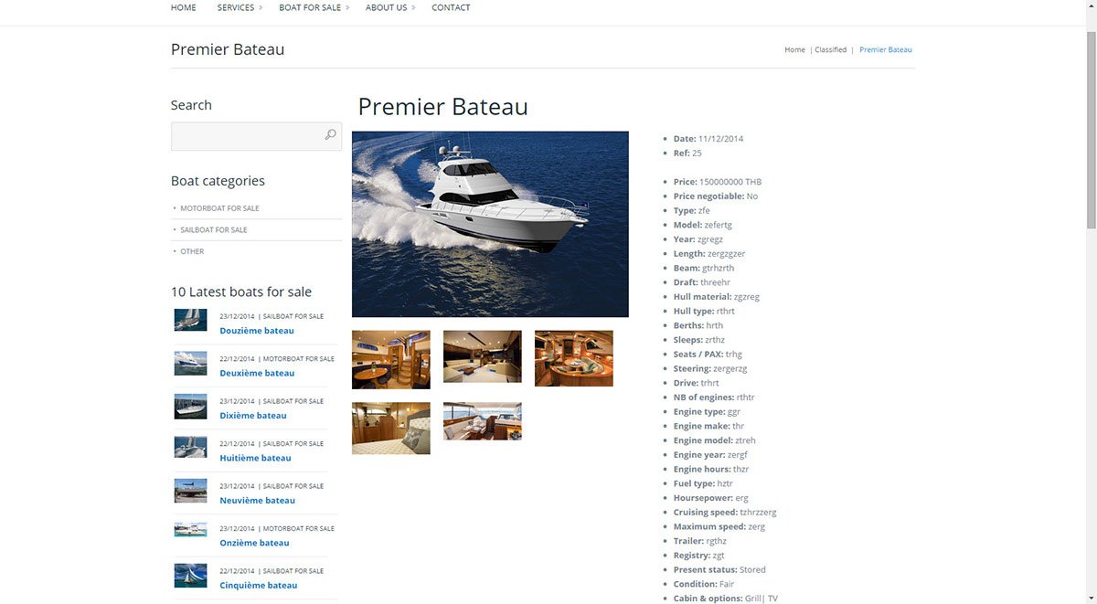 Website – Siam Boat Doctor