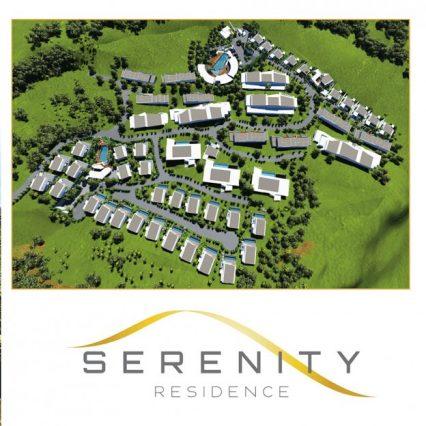 Leaflet - Serenity