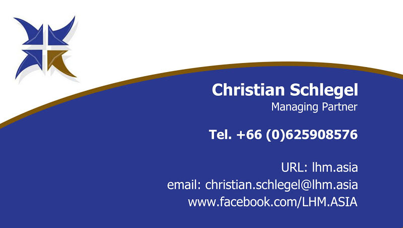 Business card – LHM