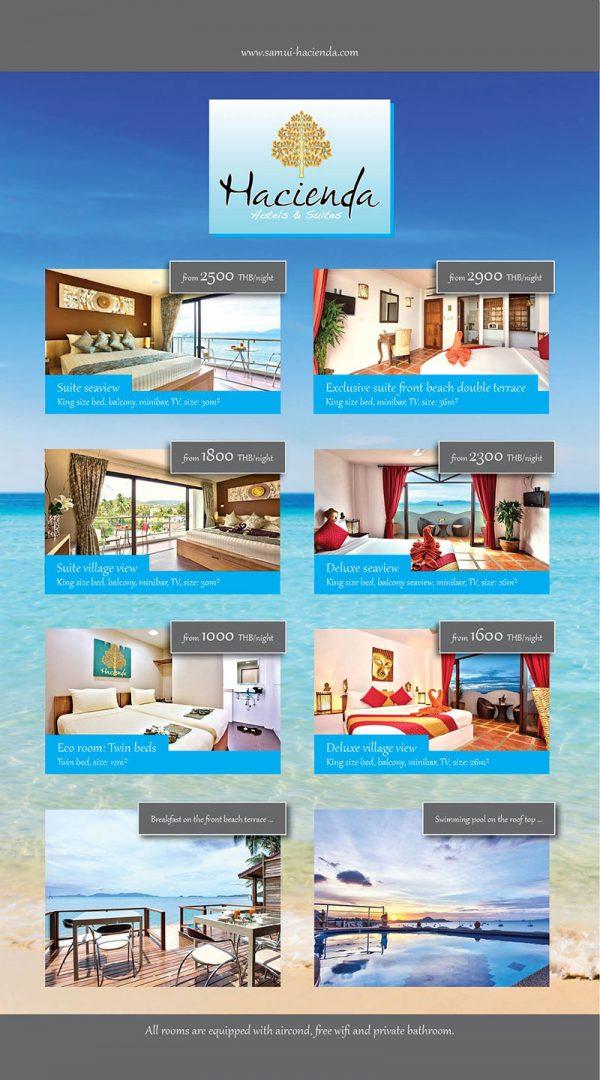 Panel – Hacienda Hotel