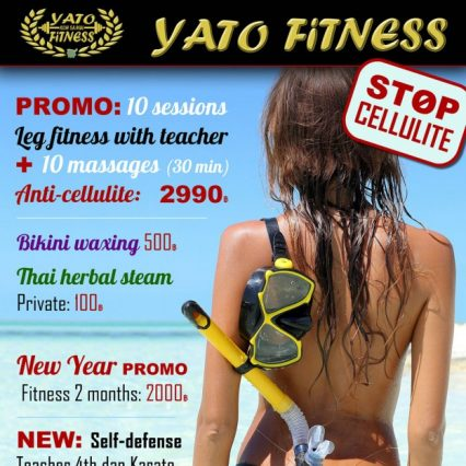 Flyer - Yato fitness