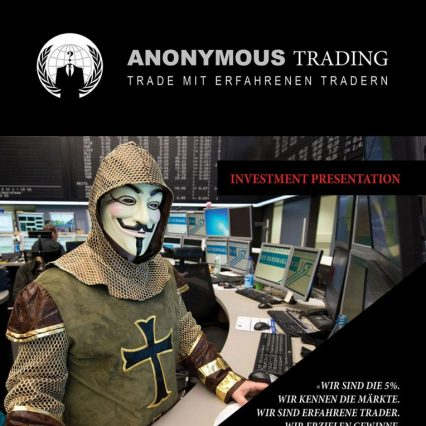Brochure - Anonymous Trading
